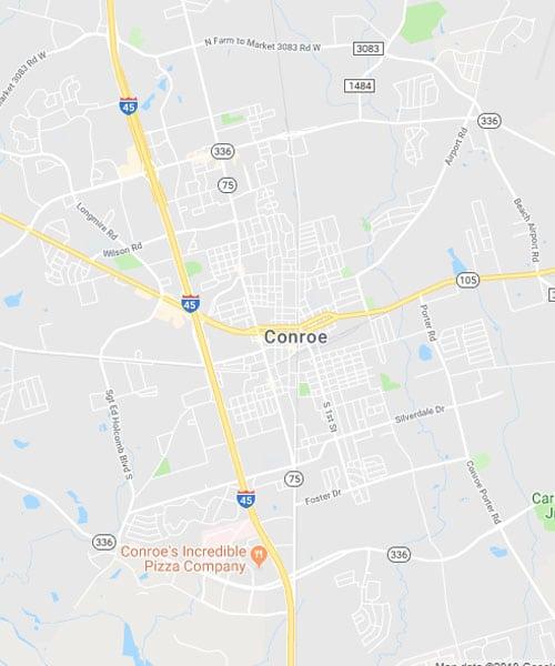 Map Of Conroe Texas Aqua Living Factory Outlets