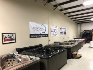 Jacksonville Hot Tub Showroom