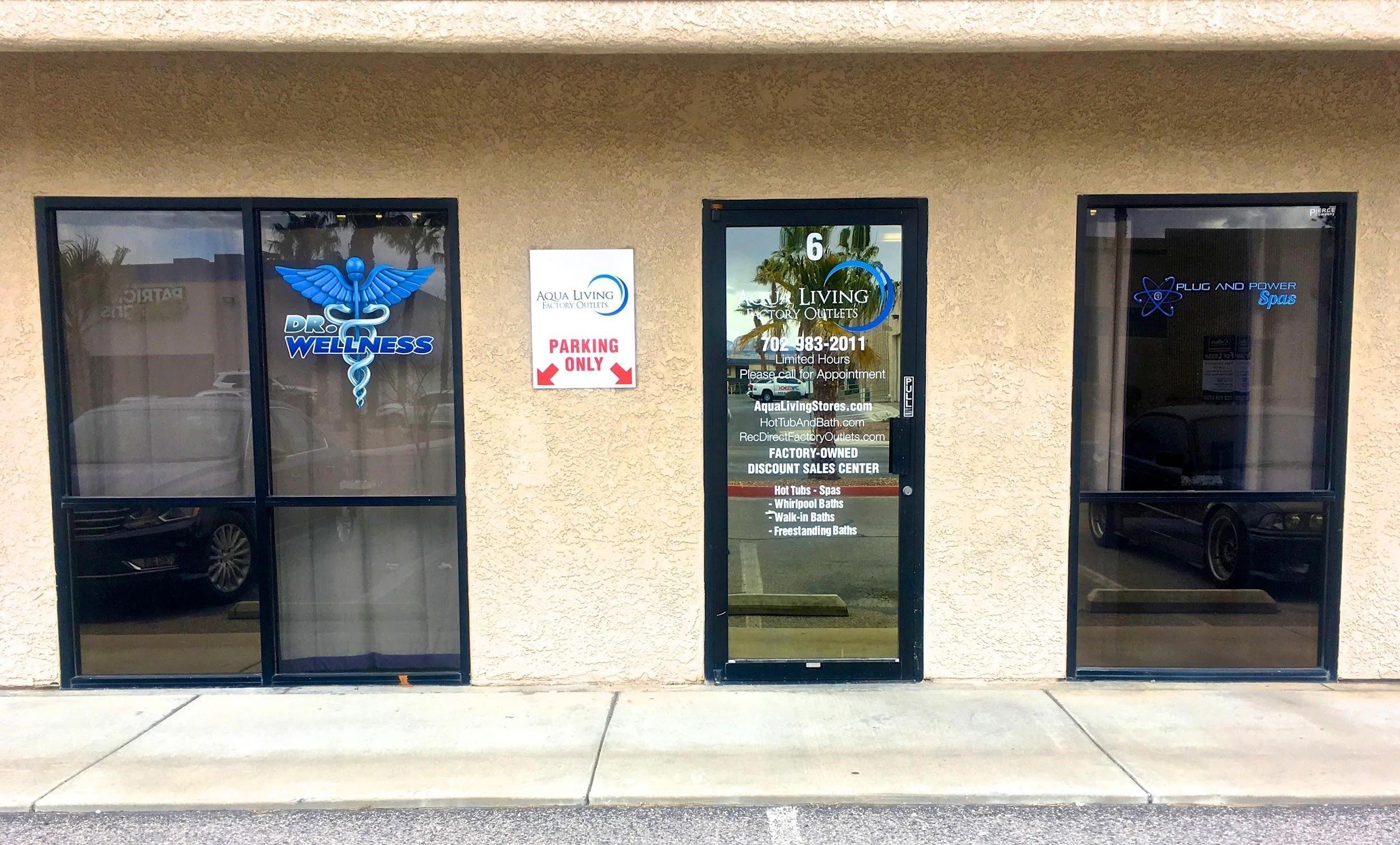 Las Vegas, NV - Saunas, Spas, Hot Tubs - Aqua Living Factory Outlets