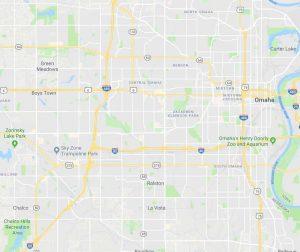Omaha Map