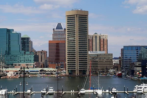 City of Baltimore, Maryland