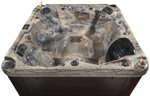 Catalina Luxury Berkshire 6-Person Hot Tub