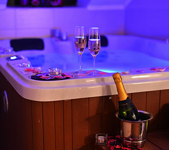 Optional hot tub features that may affect pricing