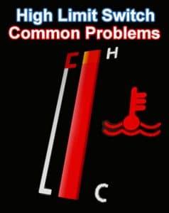 Hot Tub high limit switch