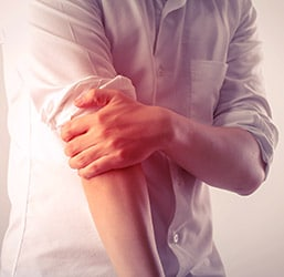 Muscle soreness and inflammation