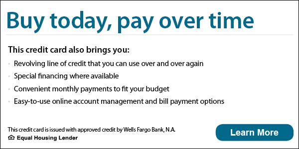 Wells-Fargo Financing