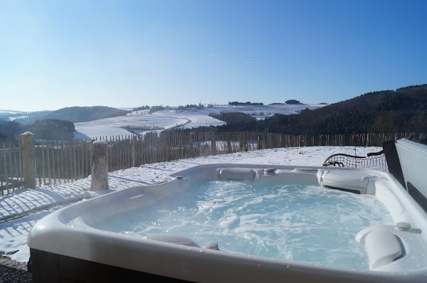 winterize hot tub