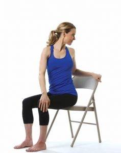 Easy Chair Yoga