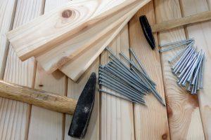 hot tub foundation tools