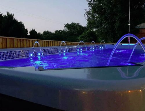3 Large Hot Tubs and Swim Spas You Need to See