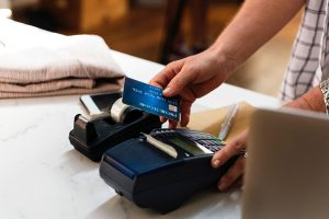 Purchasing swim spa with credit card